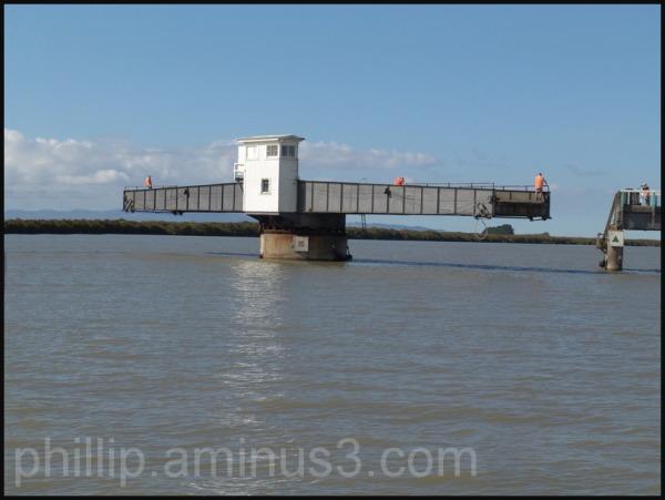 opening bridge