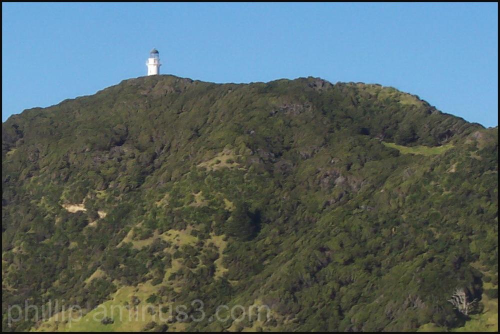 """East Cape Lighthouse"""