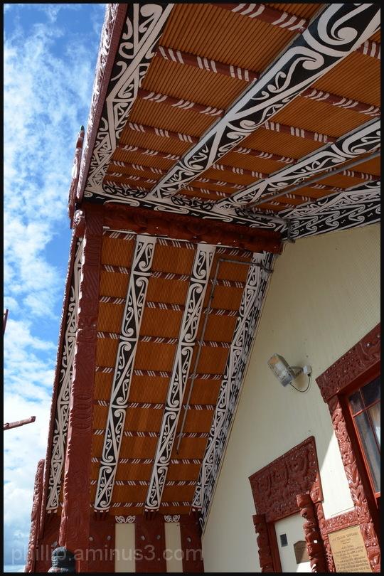 """Whare Tipuna / Ancestral Meeting House"" 3"