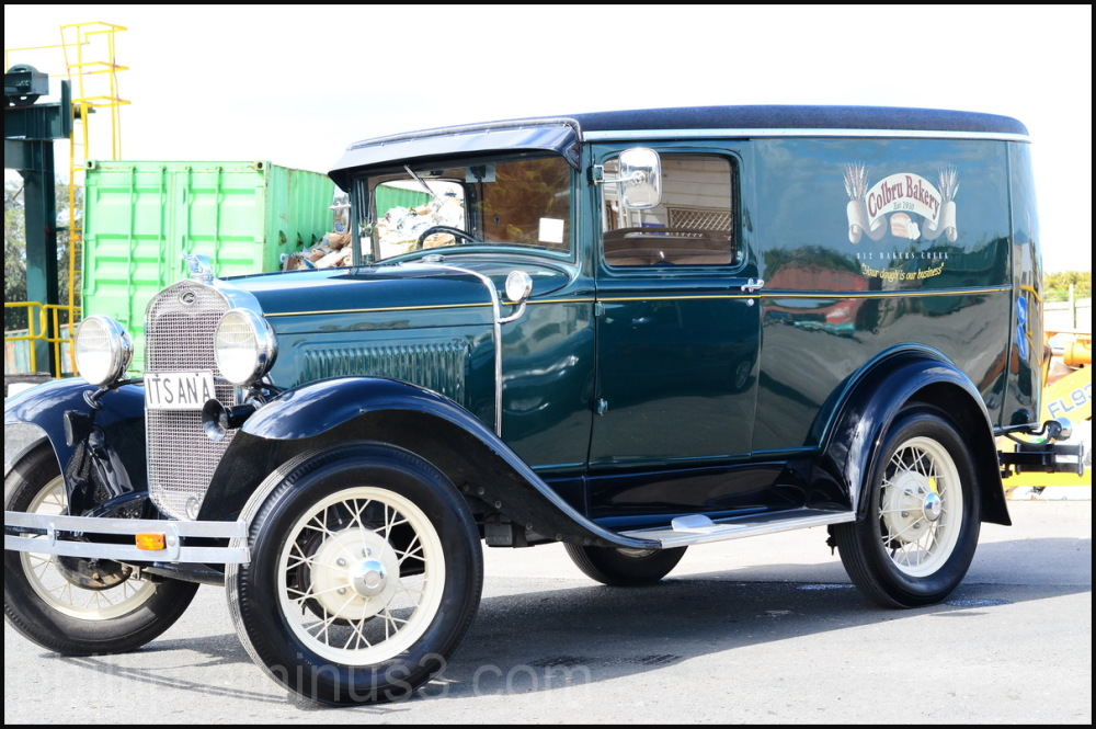 """1930 Model A"" 2"