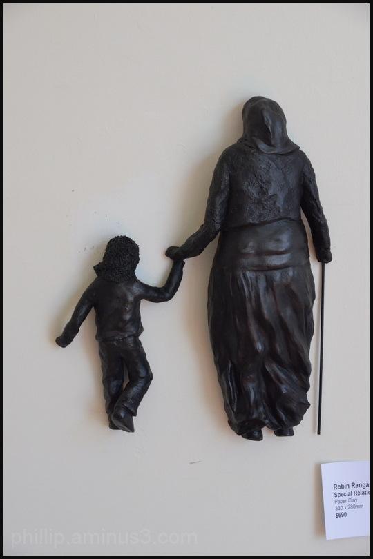 """Sculpture Exhibition""  32"
