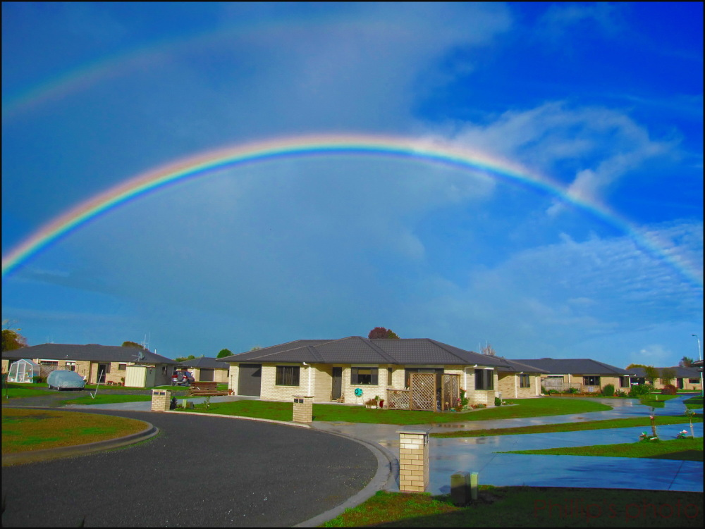 """""""Over The Rainbow"""""""
