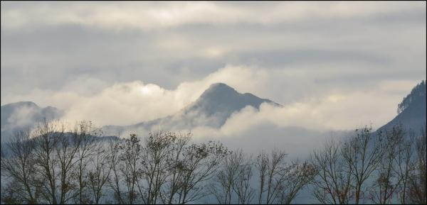 """Cloudy Mountain"""