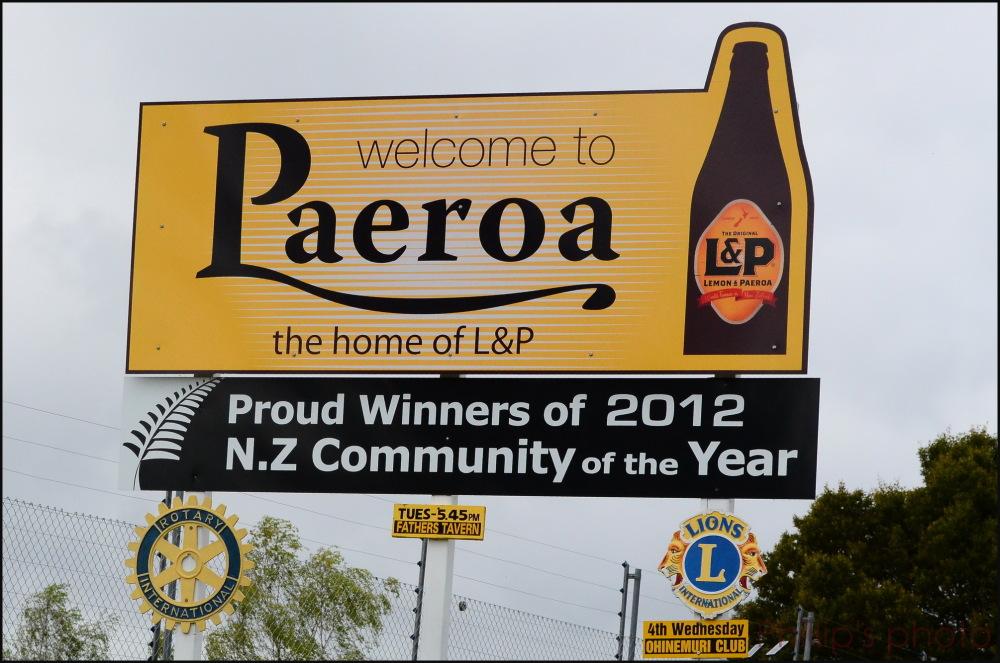 """""""Tour of Paeroa"""" 1 of 24"""