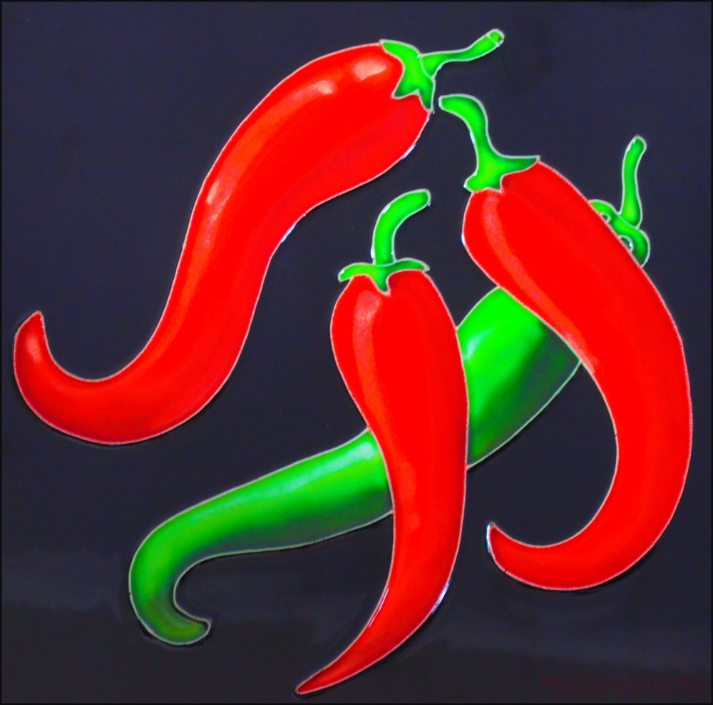 """Hot Chilies"""