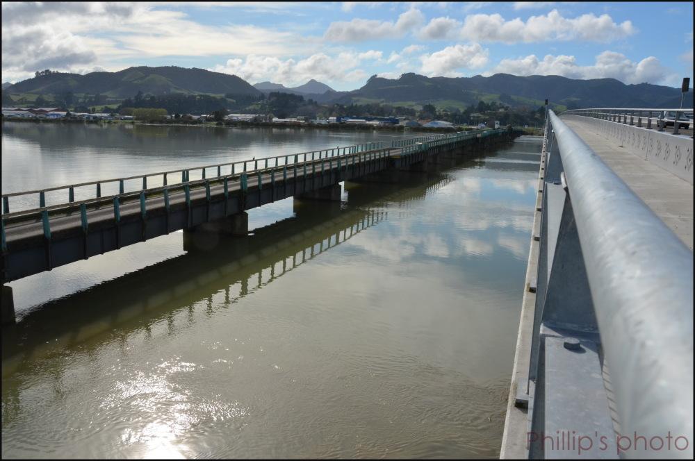 """Two bridges"""