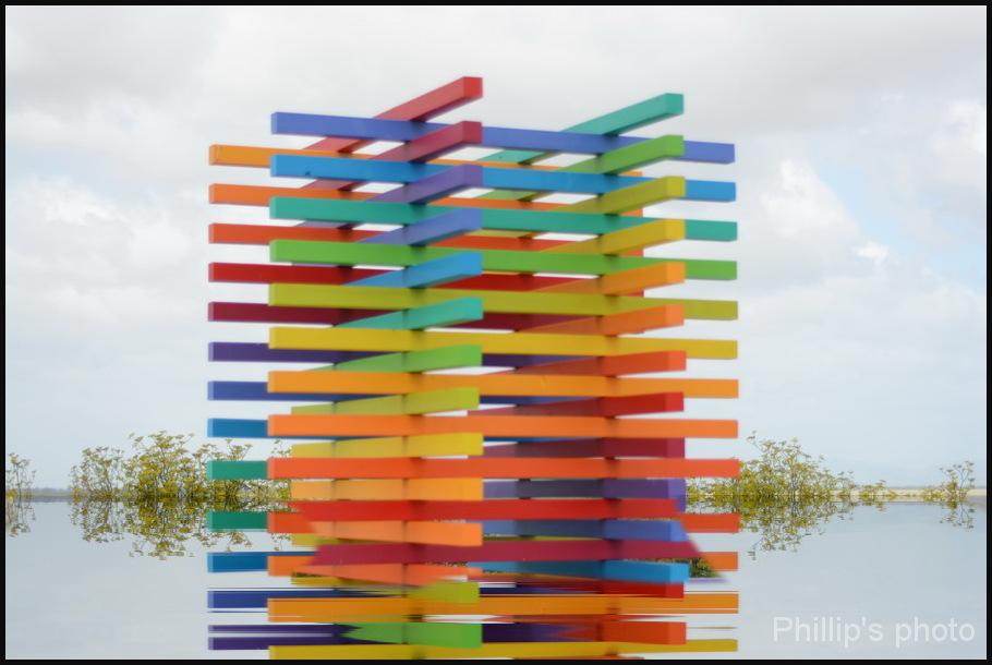 Rainbow Tower.
