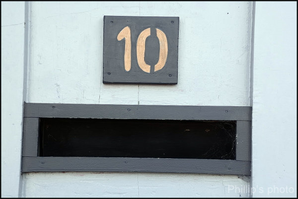 Number 10.