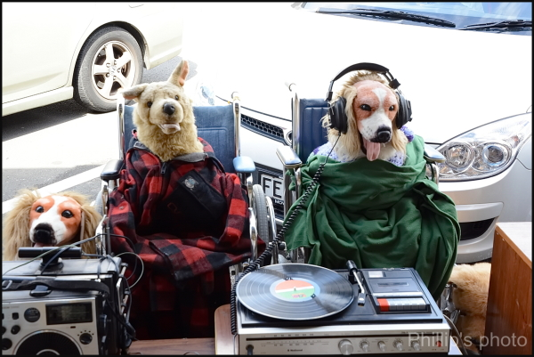 Two DJ's