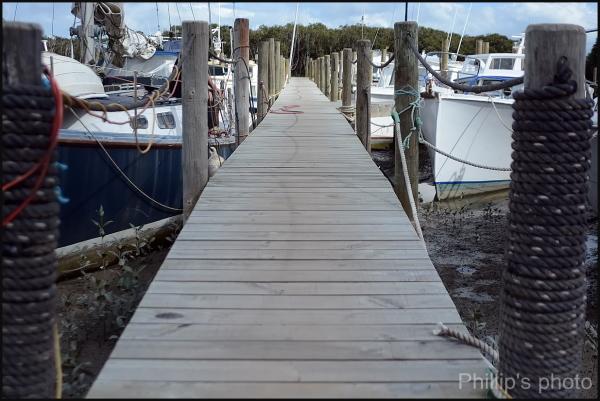 """Walk the Plank"""
