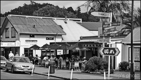 Coromandel Town.