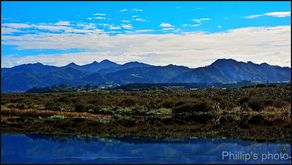 Coromandel Range.