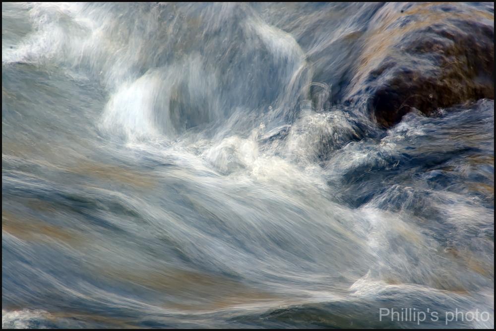 Flowing water#4