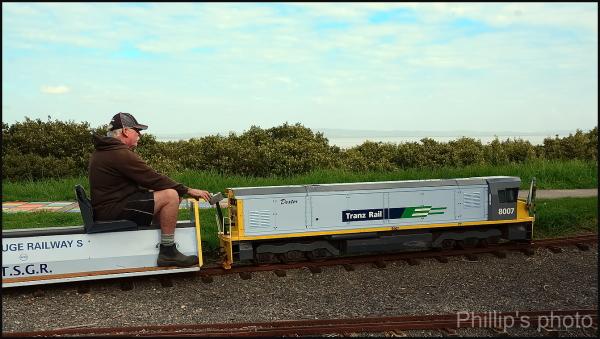 New Zealand Rail