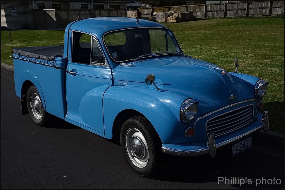 1964 Morris Minior Ute