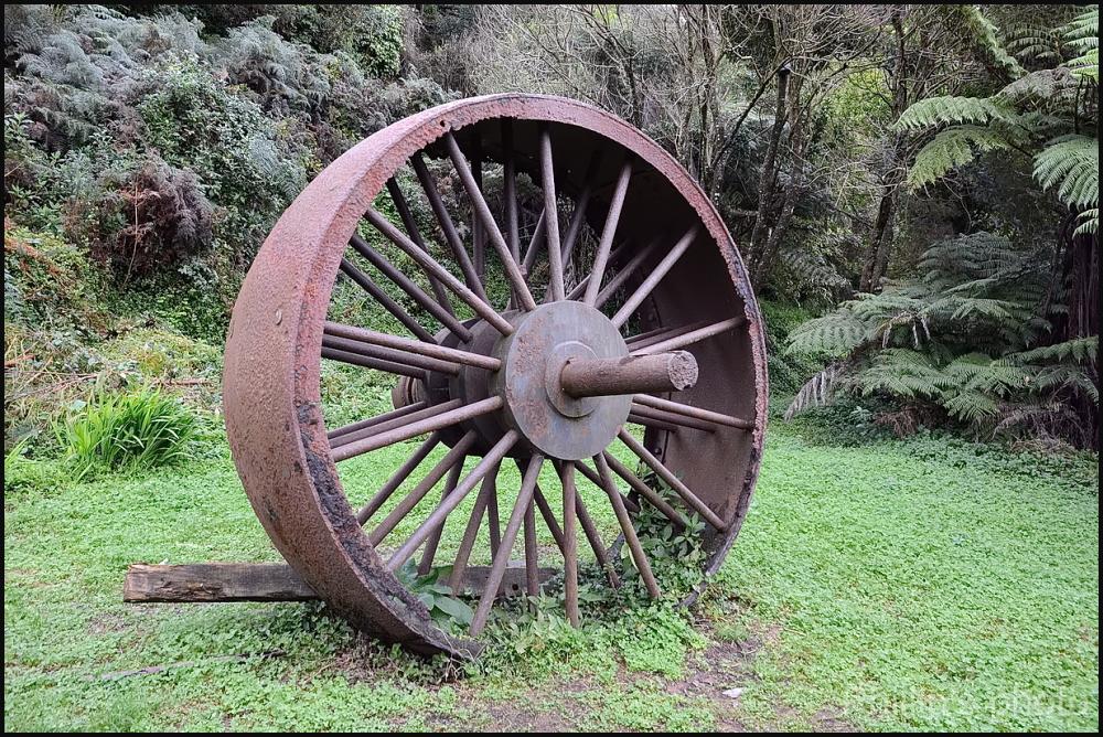 The Lone Wheel
