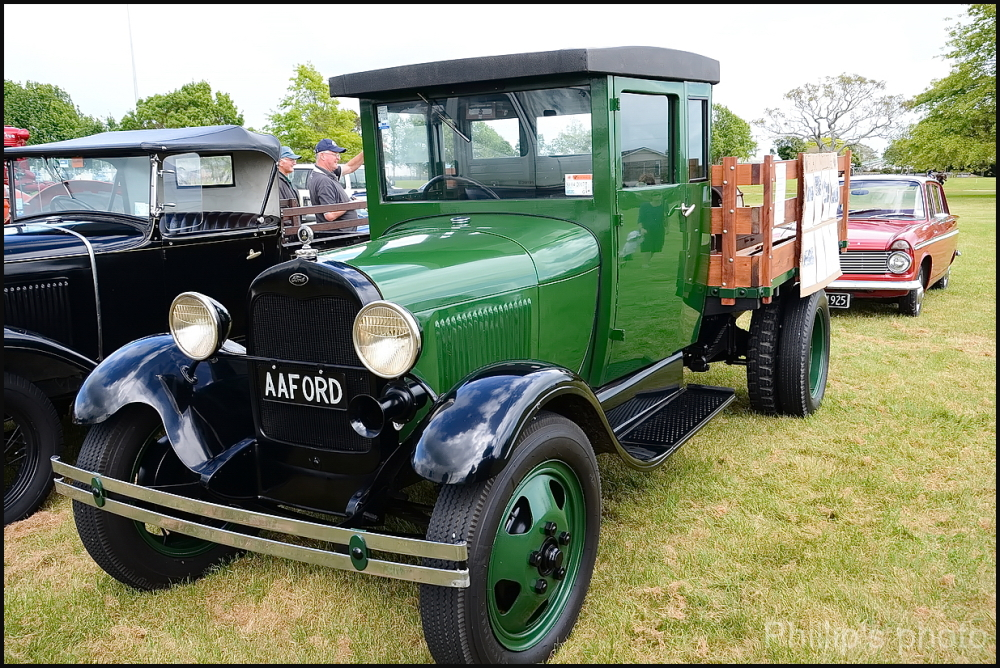 1929 AA Ford Truck.