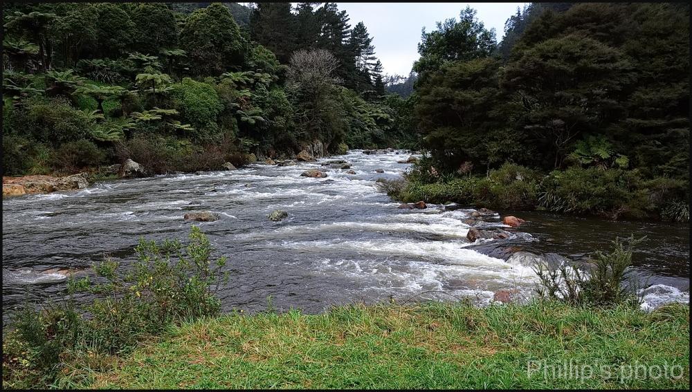 Rocky River.