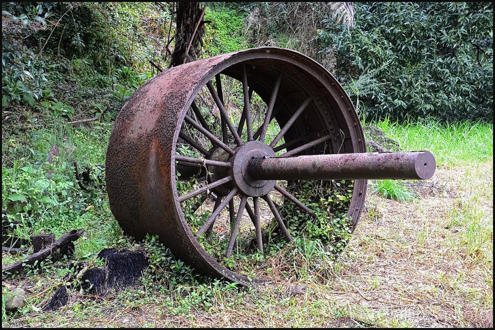 Lost Wheel.