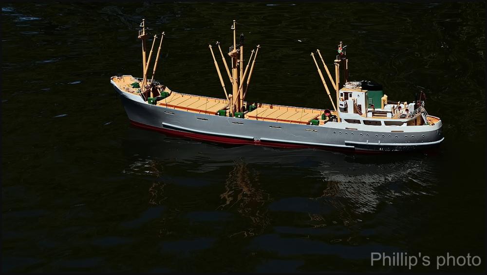 Model Boat.