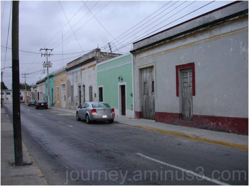 Merida Mexico Rick Whitbread