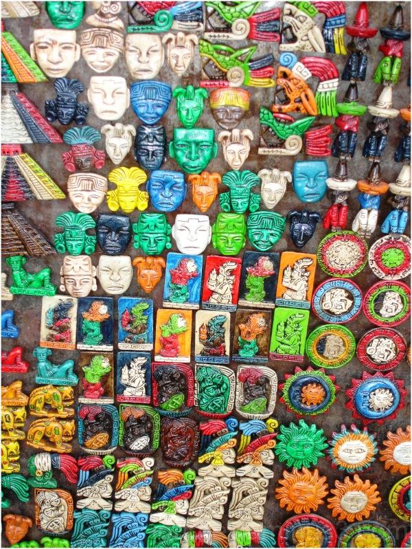 uxmal mexican art
