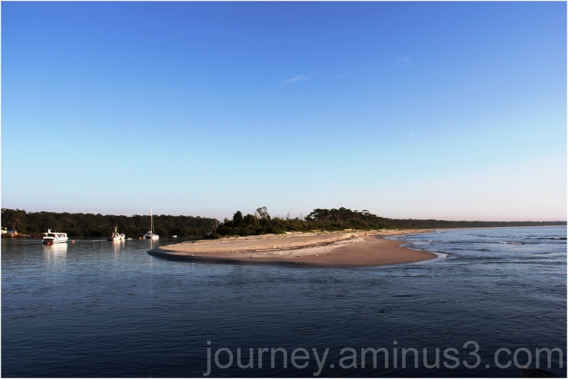 Huskisson Inlet Jervis Bay