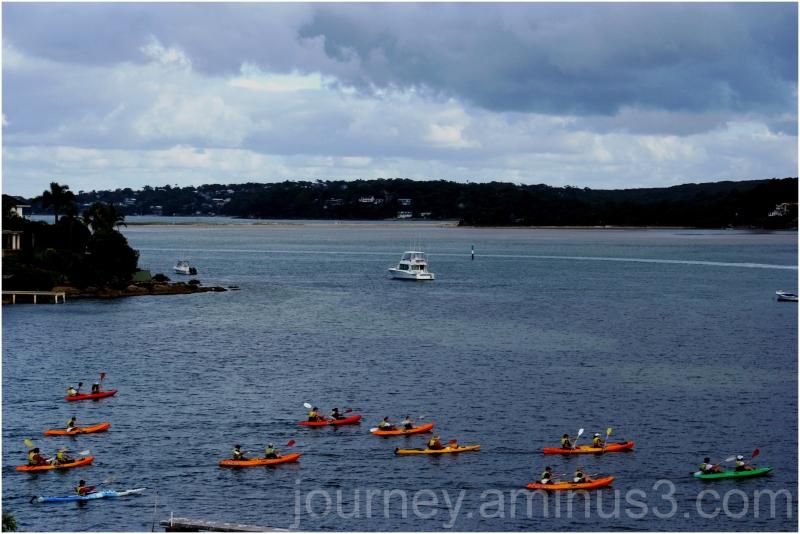Kayak Little Turriel Bay
