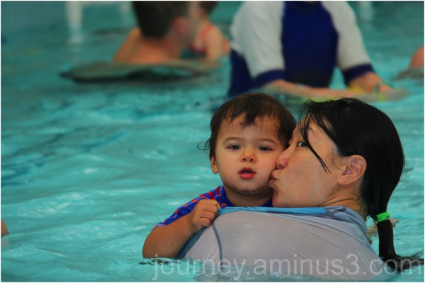 Owen Swimming lessons