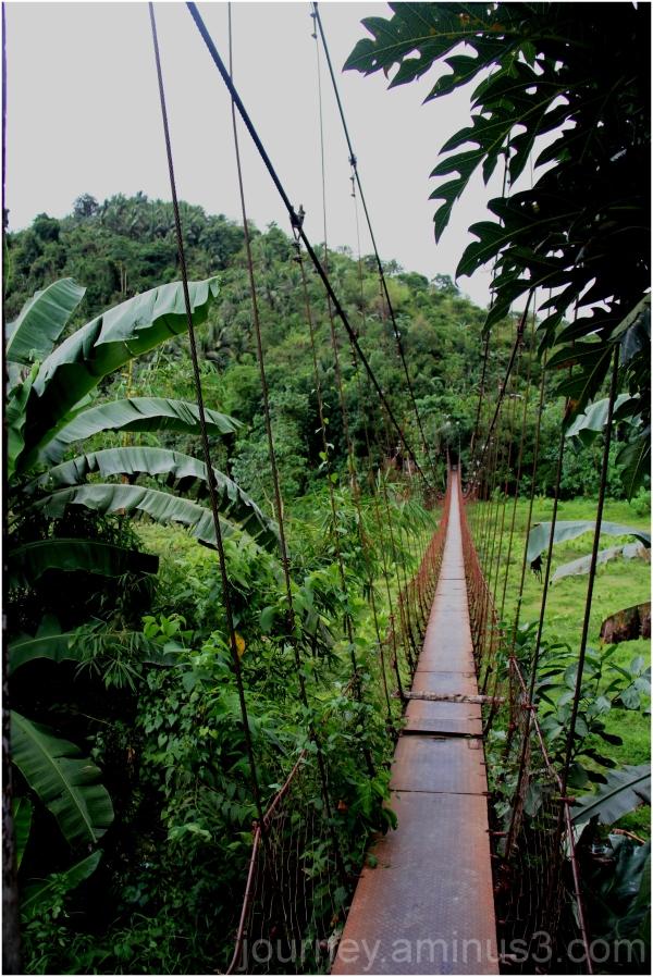 Mindanao Cable Bridge