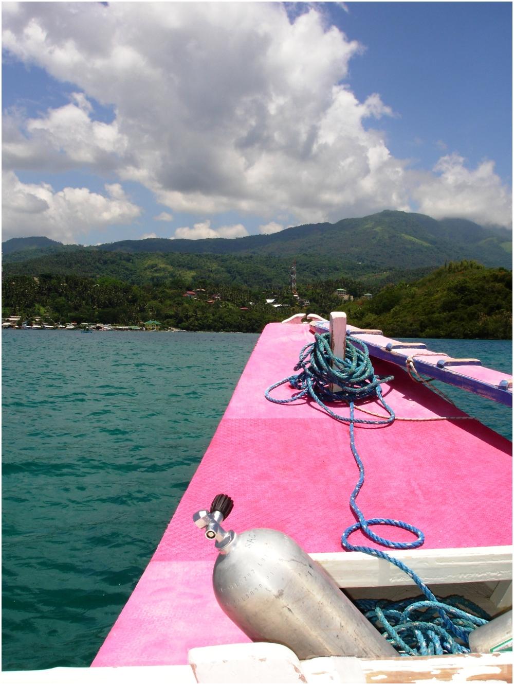 Puerto Galera Banca Scuba Diving