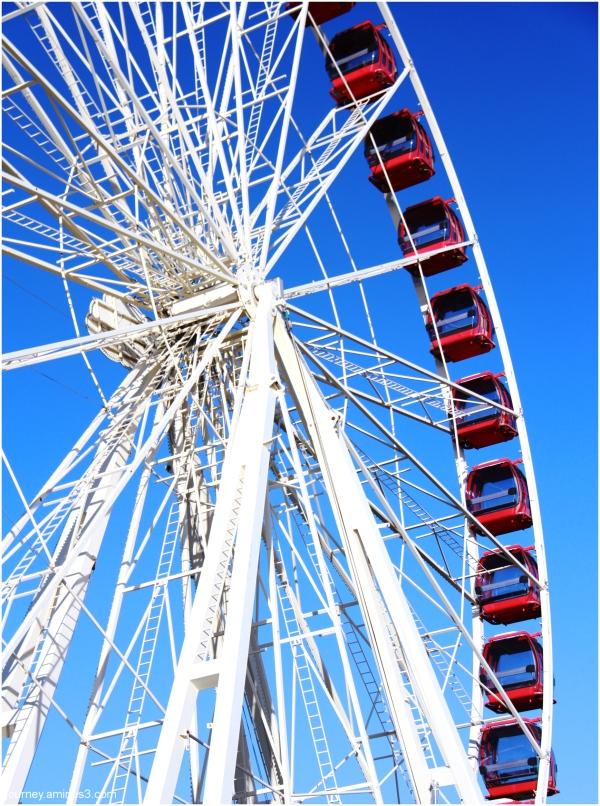 Freo ferris wheel