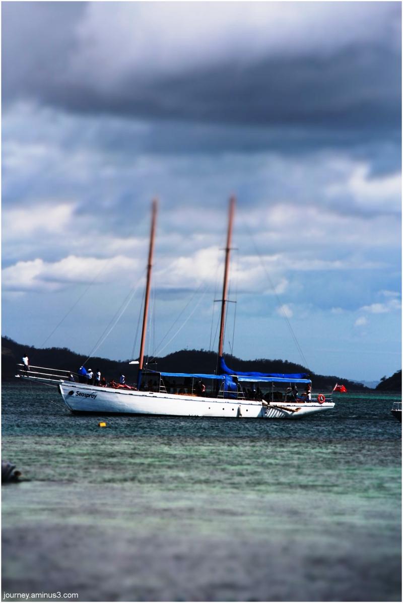 Fiji Seaspray