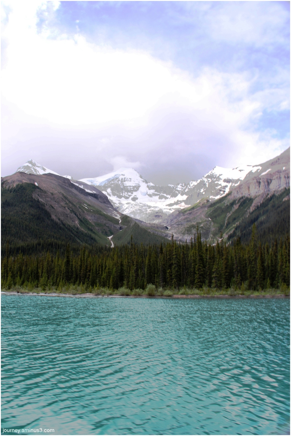 Maligne Lake1