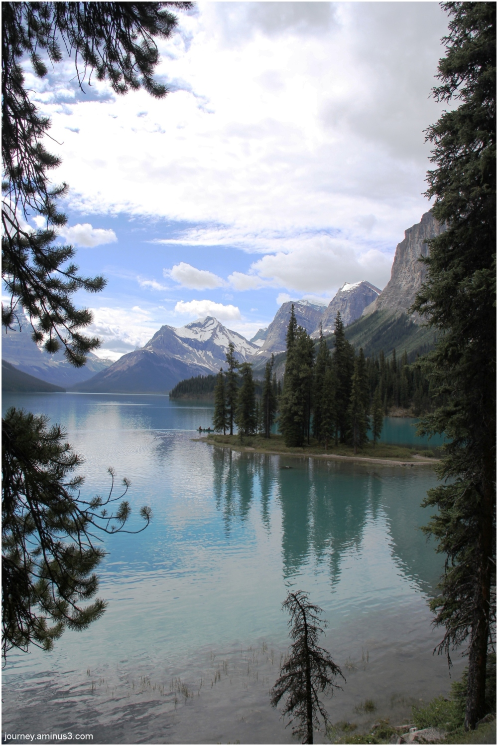 Maligne Lake10