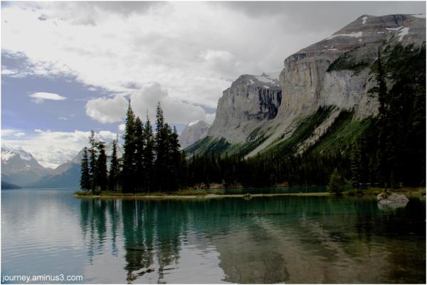 Maligne Lake8