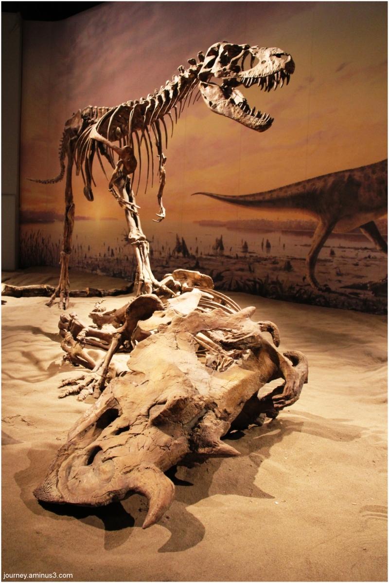 Drumheller Dinosaur
