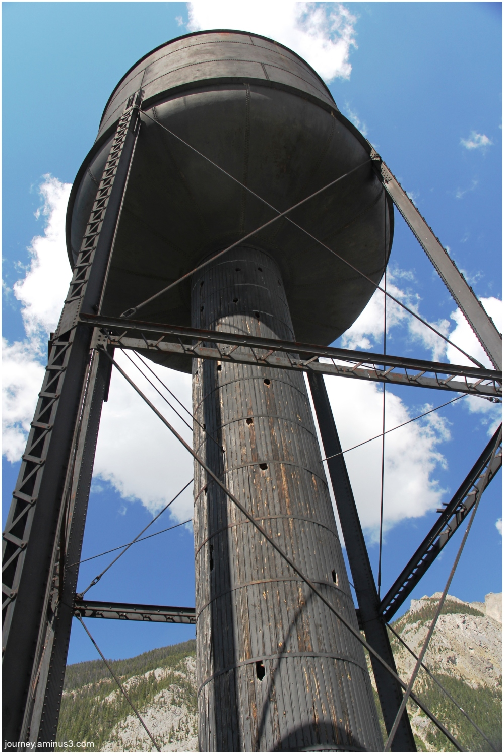 Field Water Tower