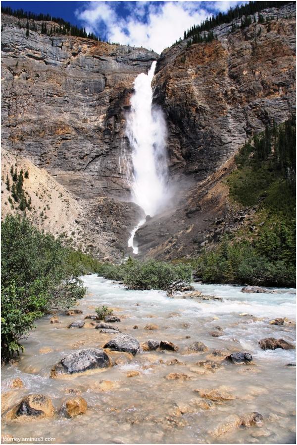 Tekakkaw Falls