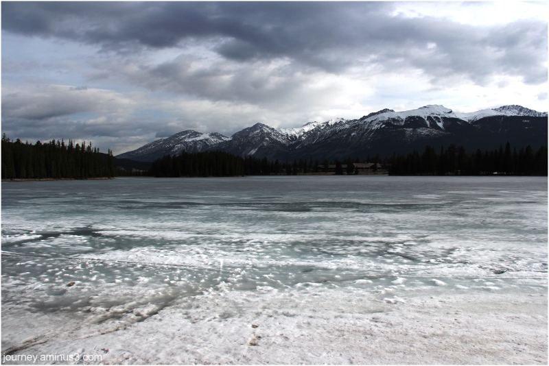 Lake Beauvert Jasper