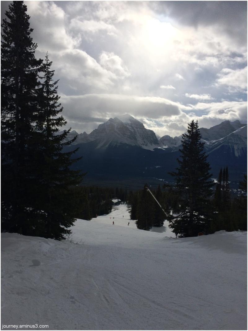 LLouise Ski run