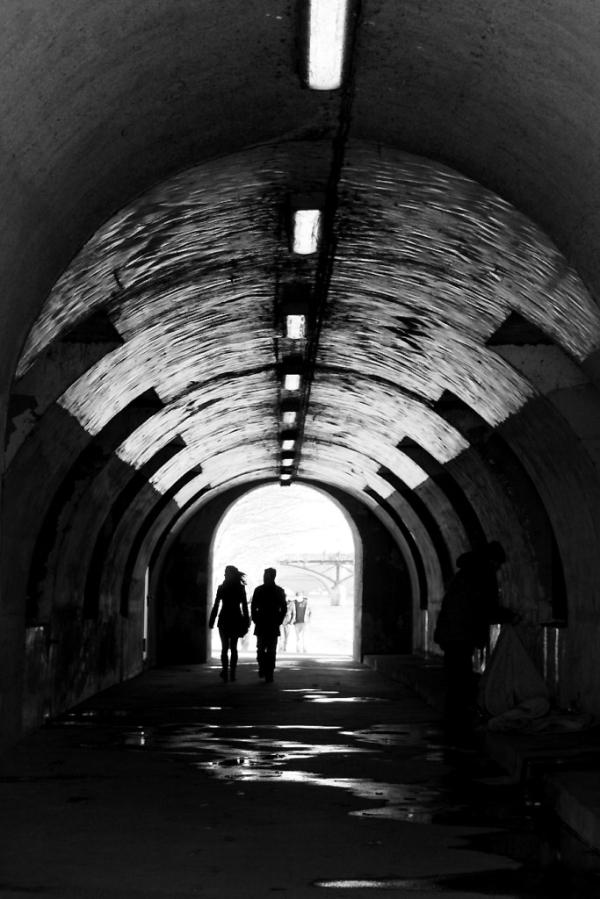 paris quai-de-seine pont ombre silhouette