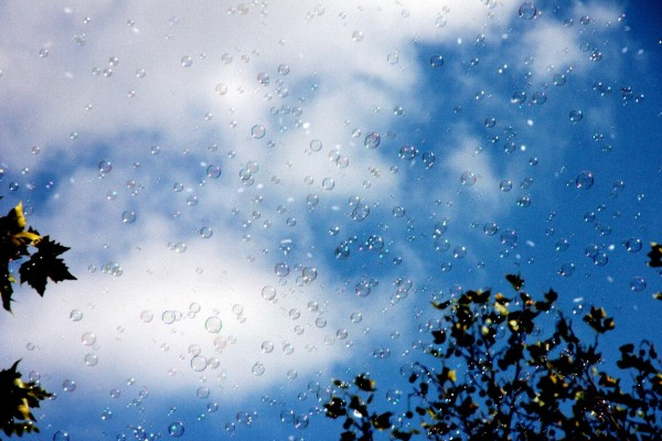 ciel paris bulle nature