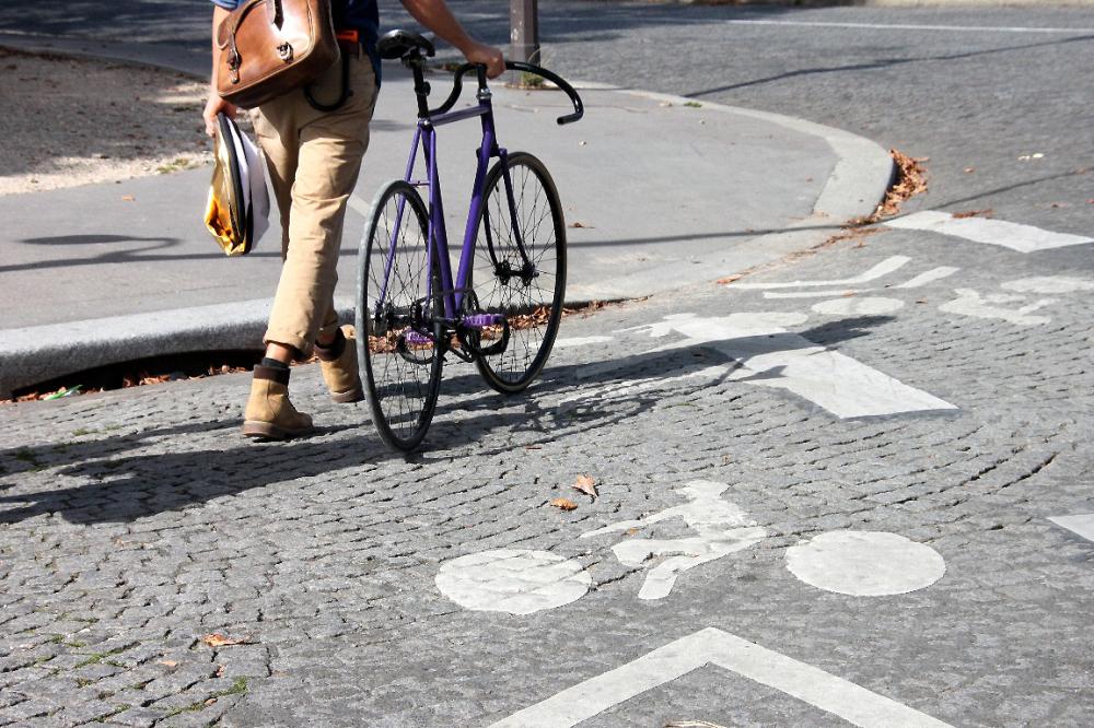 paris vélo ombre