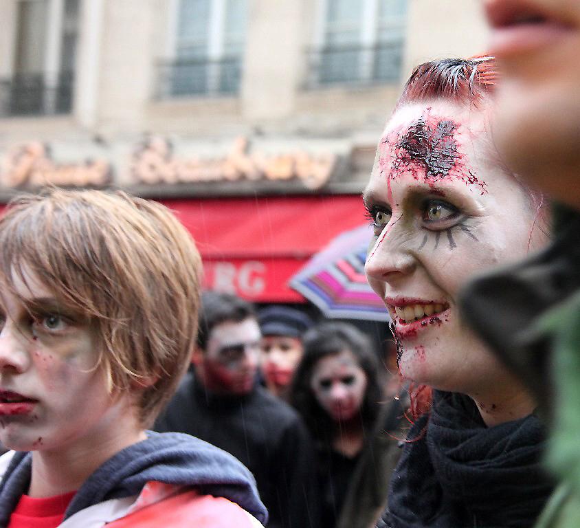 zombie-walk paris