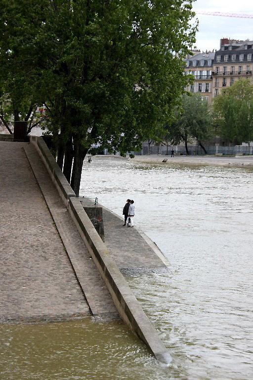 paris quai-de-seine crue