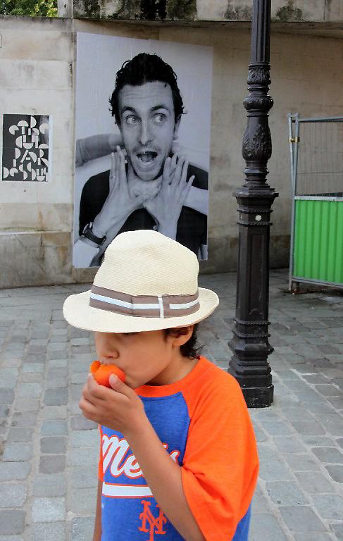 paris enfance collage JR