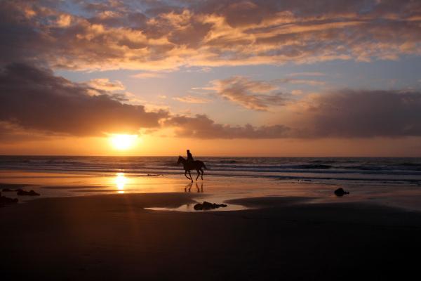 ailleurs mer plage nuage nature ciel coucher-solei