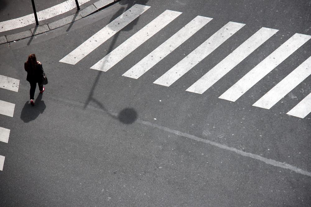 paris passage-pieton ombre