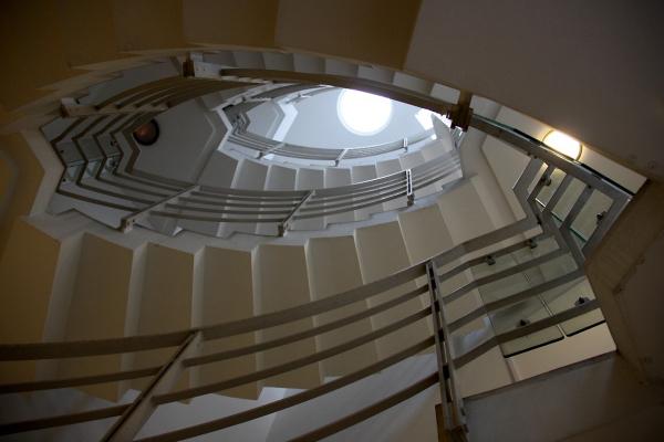 paris graphisme escalier